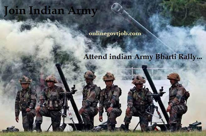 Kohlapur Army Bharti Rally