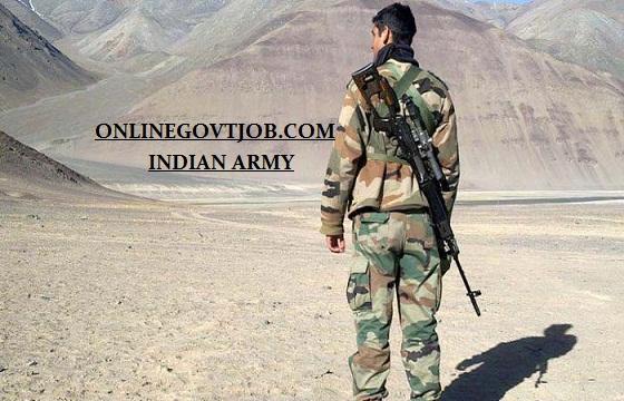 ARO Jhunjhunu Army Bharti