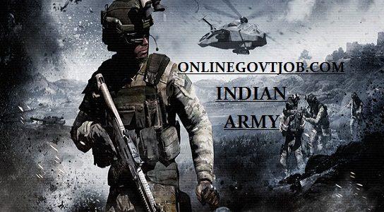 HQ Jabalpur Army Bharti Rally 2nd Week Sept 2019 Registration & Apply