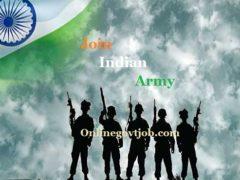 Srinagar Army Bharti Admit Card